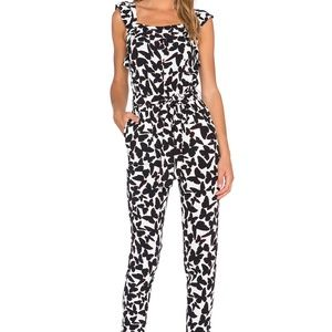 Kate Spade Butterfly Printed Jumpsuit